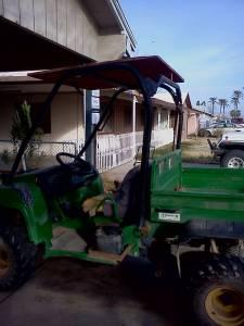 2006 John Deere Gator 4x4 HPX - (BLYTHE) for Sale in Yuma ...