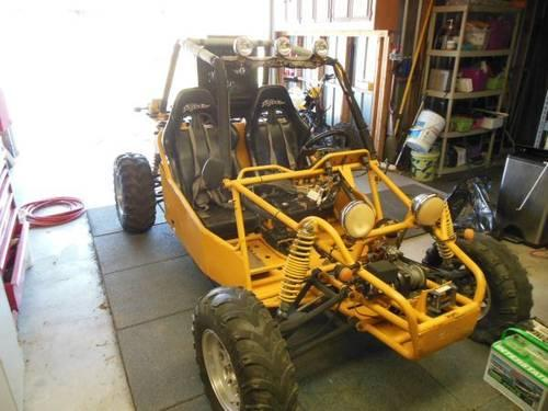 2006 Joyner Dune Buggy 650 Cc 4 Speed Manual For Sale In