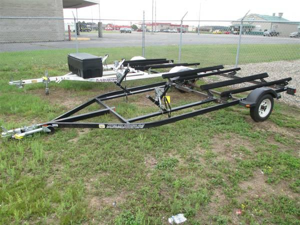 Karavan Jet Ski Trailer Parts >> 2006 Karavan 2 Place Jet Ski Trailer - for Sale in Melrose, Minnesota Classified ...