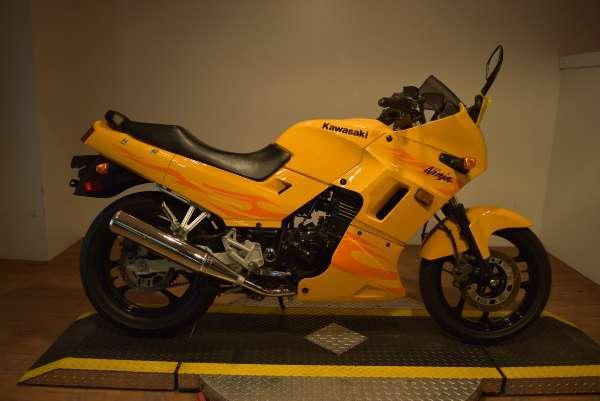 2006 Kawasaki Ninja 250r For Sale In Lake Barrington