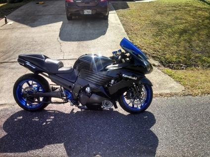 2006 Kawasaki Ninja Zx14 Turbo 425 Hp For Sale In Crestview
