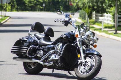 2006 Kawasaki Vulcan Nomad 1600 For Sale In Chalfont