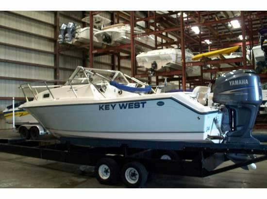 2006 Key West Wa Price Lowered 2006 Boat In Merritt