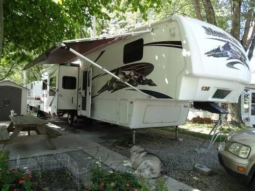 Used Tires Dayton Ohio >> 2006, Keystone Montana 3400RL for Sale in Curtice, Ohio Classified | AmericanListed.com