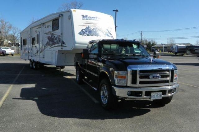 2006 Keystone Montana 5th Wheel 3500rl RV Camper