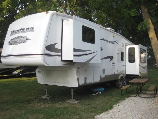 2006 Keystone Rv Montana Mountaineer In Mahomet Il For
