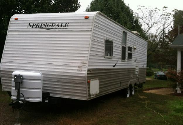 2006 Keystone Rv Springdale M245fbl In Lonsdale Ar For
