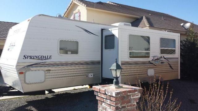 2006 Keystone Springdale 266 Rell For Sale In Fernley