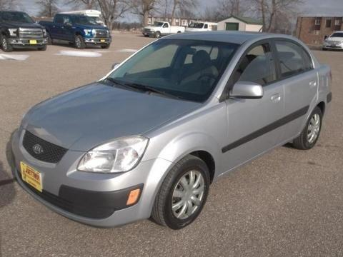 2006 kia rio 4 door sedan for sale in alex minnesota for Juettner motors alexandria mn