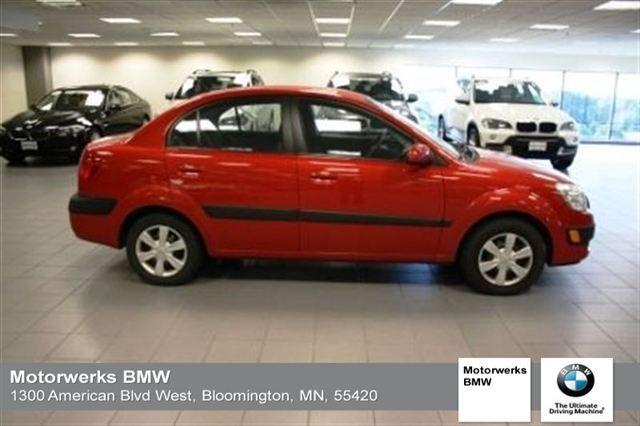 2006 kia rio lx for sale in bloomington minnesota classified. Black Bedroom Furniture Sets. Home Design Ideas