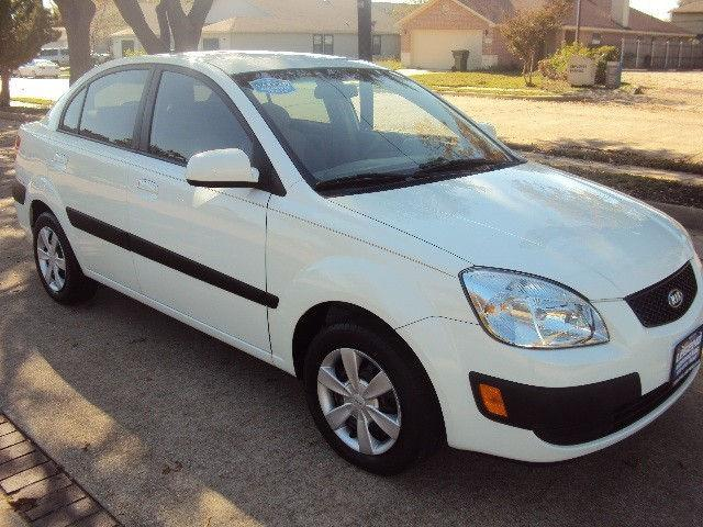 2006 kia rio lx for sale in garland texas classified. Black Bedroom Furniture Sets. Home Design Ideas