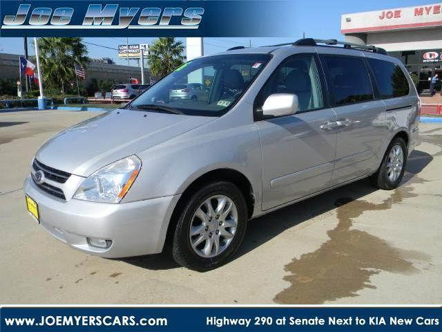 Joe Myers Mazda >> 2006 Kia Sedona for Sale in Jersey Village, Texas ...