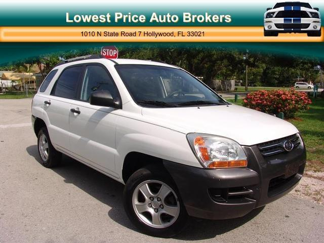 2006 Kia Sportage LX for Sale in Hollywood, Florida ...