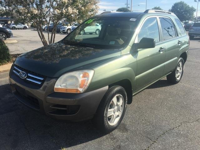 2006 kia sportage lx lx 4dr suv w manual for sale in. Black Bedroom Furniture Sets. Home Design Ideas