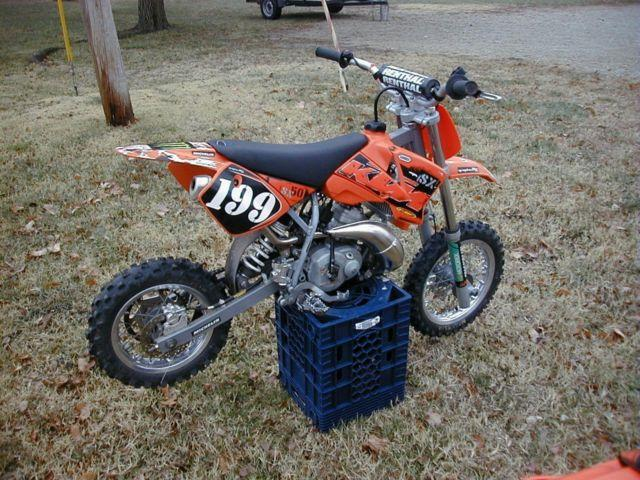 2006 KTM Pro Senior 50 SX