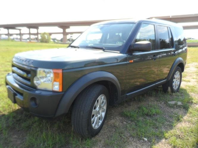 2006 land rover lr3 4dr v8 wgn se for sale in dallas texas classified. Black Bedroom Furniture Sets. Home Design Ideas