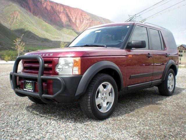 2006 land rover lr3 for sale in glenwood springs colorado classified. Black Bedroom Furniture Sets. Home Design Ideas