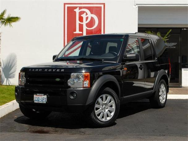 2006 land rover lr3 for sale in bellevue washington classified. Black Bedroom Furniture Sets. Home Design Ideas