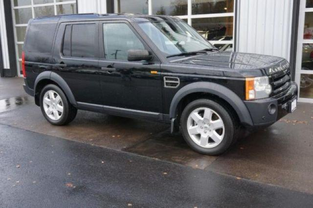 2006 land rover lr3 hse 3rd row seating luxury package for sale in portland oregon classified. Black Bedroom Furniture Sets. Home Design Ideas