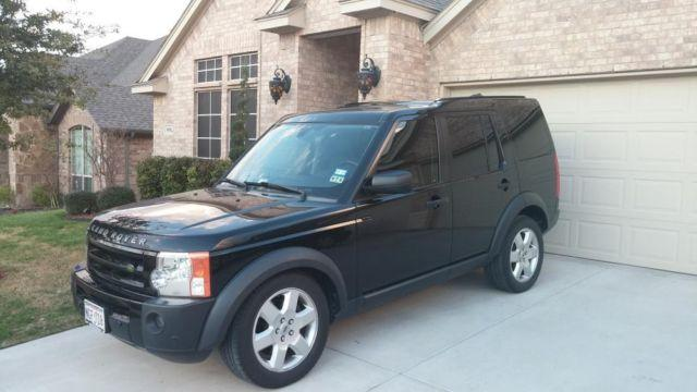 2006 land rover lr3 hse v8 for sale in fort worth texas classified. Black Bedroom Furniture Sets. Home Design Ideas