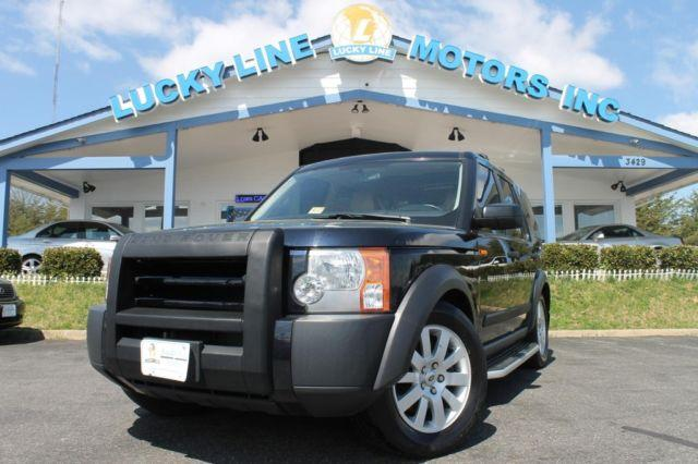 2006 land rover lr3 se for sale in fredericksburg virginia classified. Black Bedroom Furniture Sets. Home Design Ideas