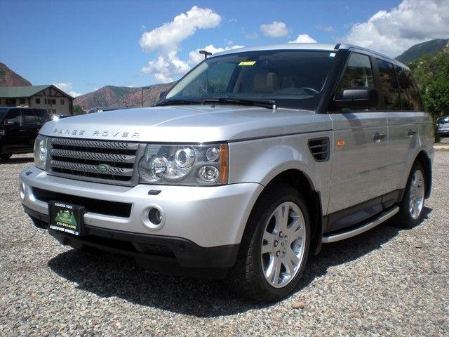 2006 land rover range rover sport hse for sale in glenwood springs colorado classified. Black Bedroom Furniture Sets. Home Design Ideas