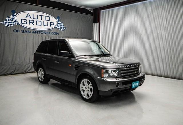 2006 land rover range rover sport hse for sale in san antonio texas classified. Black Bedroom Furniture Sets. Home Design Ideas