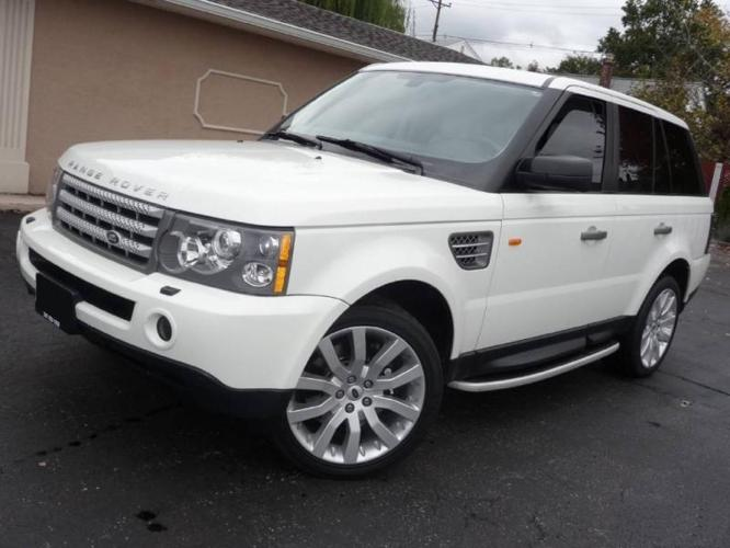2006 land rover range rover sport hse for sale in knoxville tennessee classified. Black Bedroom Furniture Sets. Home Design Ideas