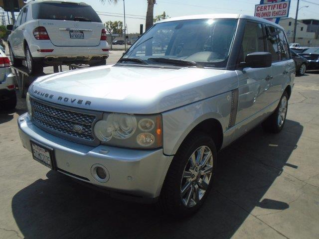 2006 Land Rover Range Rover Supercharged Supercharged