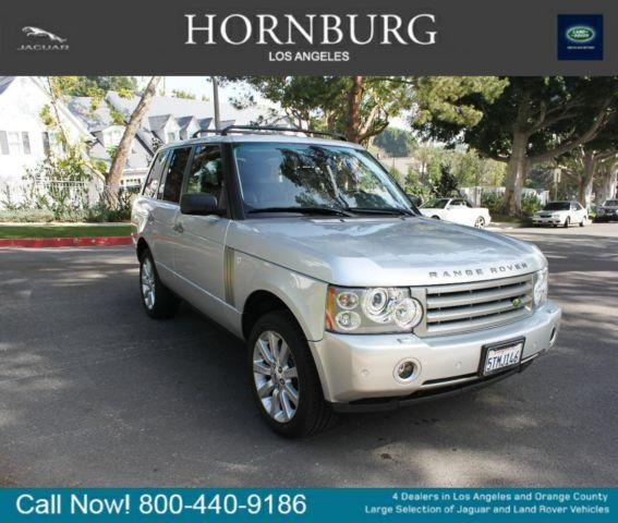 2006 Land Rover Range Rover Wagon 4 Dr. HSE For Sale In