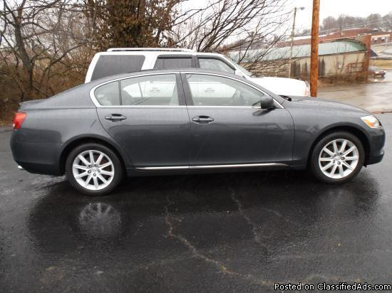 2006 lexus gs 300 awd for sale in dry fork kentucky classified. Black Bedroom Furniture Sets. Home Design Ideas