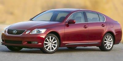 2006 Lexus GS 300 Base 4dr Sedan