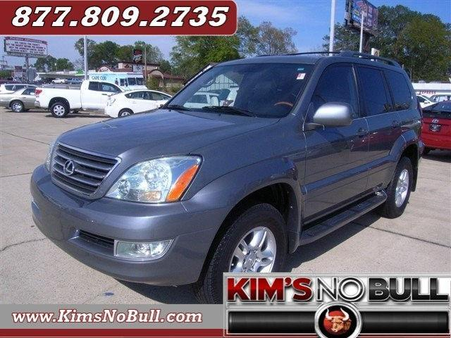 2006 lexus gx 470 for sale in laurel mississippi classified. Black Bedroom Furniture Sets. Home Design Ideas