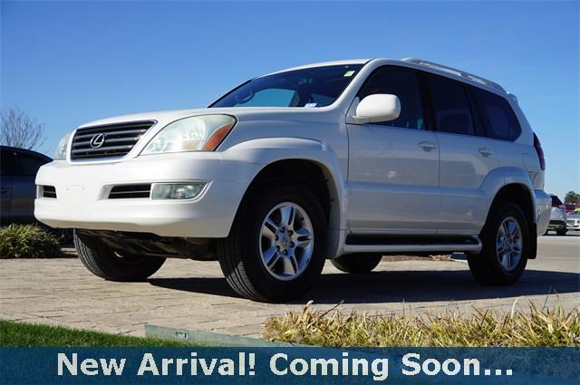 2006 lexus gx 470 base 4dr suv 4wd for sale in killeen texas classified. Black Bedroom Furniture Sets. Home Design Ideas