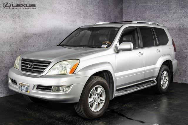 2006 lexus gx 470 base 4dr suv 4wd for sale in portland oregon classified. Black Bedroom Furniture Sets. Home Design Ideas