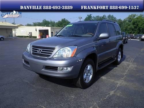 2006 lexus gx 470 suv base for sale in danville kentucky classified. Black Bedroom Furniture Sets. Home Design Ideas