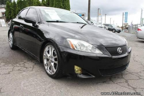 2006 lexus is 250 for sale in cottage lake washington classified. Black Bedroom Furniture Sets. Home Design Ideas