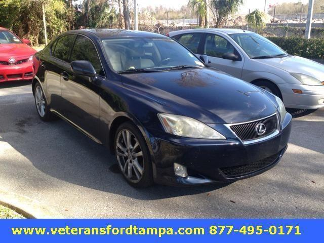 2006 lexus is 250 for sale in tampa florida classified. Black Bedroom Furniture Sets. Home Design Ideas