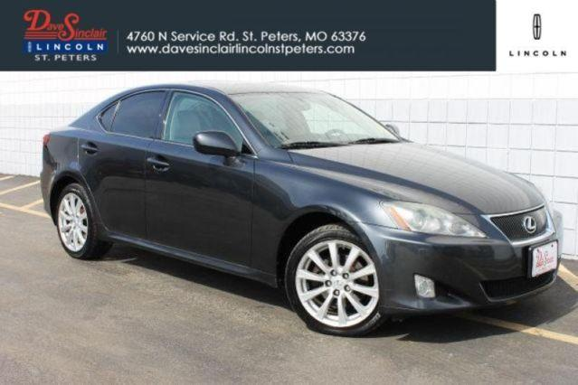 2006 lexus is 250 auto for sale in saint peters missouri classified. Black Bedroom Furniture Sets. Home Design Ideas