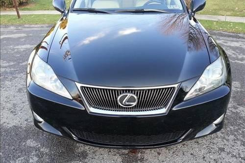 2006 lexus is 250 awd for sale in coraopolis pennsylvania classified. Black Bedroom Furniture Sets. Home Design Ideas