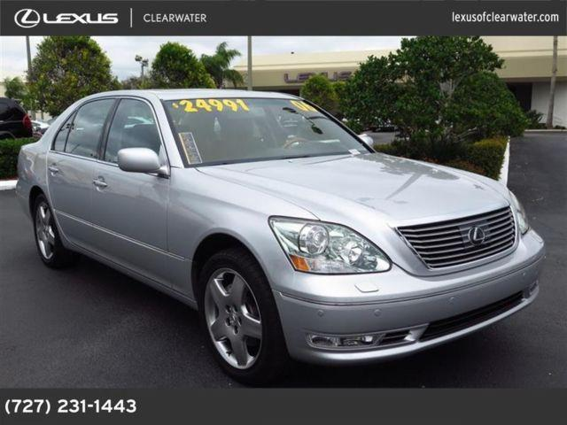 2006 lexus ls 430 for sale in clearwater florida classified. Black Bedroom Furniture Sets. Home Design Ideas
