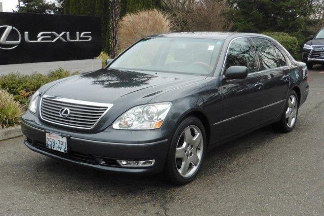 2006 lexus ls 430 base 4dr sedan for sale in tacoma washington classified. Black Bedroom Furniture Sets. Home Design Ideas
