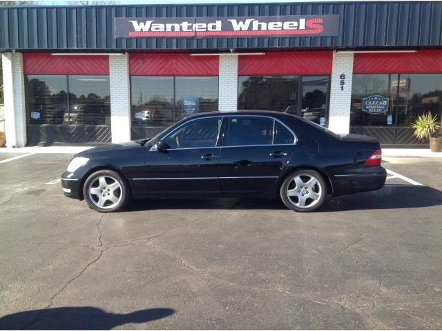 2006 Lexus LS 430 Base Rock Hill, SC
