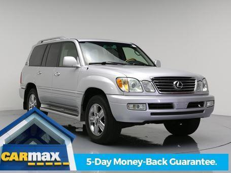 2006 lexus lx 470 base 4dr suv 4wd for sale in miami florida classified. Black Bedroom Furniture Sets. Home Design Ideas