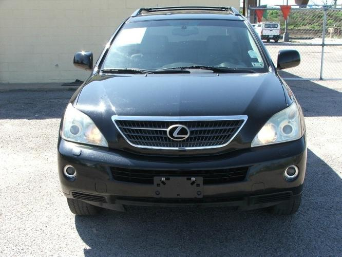2006 lexus rx 400h 4dr hybrid suv awd nav for sale in dallas texas classified. Black Bedroom Furniture Sets. Home Design Ideas