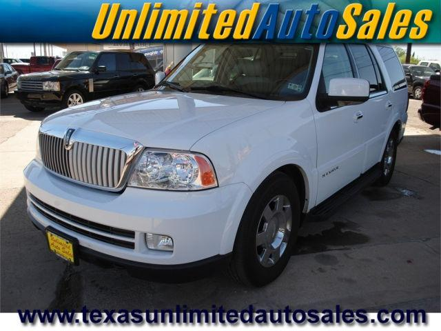 2006 Lincoln Navigator For Sale In Midland Texas