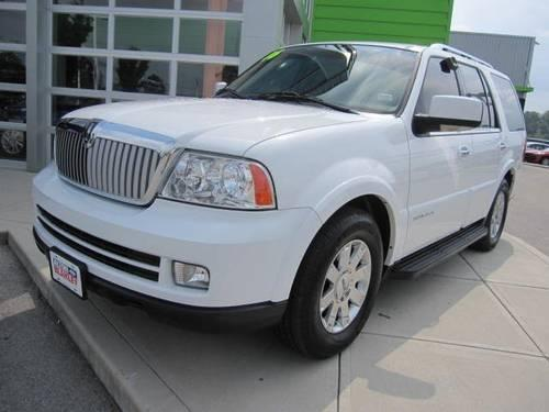 2006 lincoln navigator sport utility for sale in acorn kentucky classified. Black Bedroom Furniture Sets. Home Design Ideas