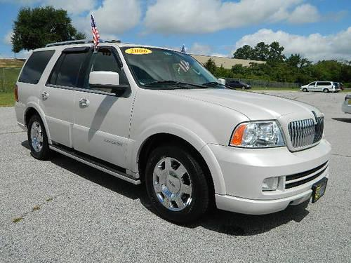 2006 lincoln navigator suv for sale in augusta georgia classified. Black Bedroom Furniture Sets. Home Design Ideas