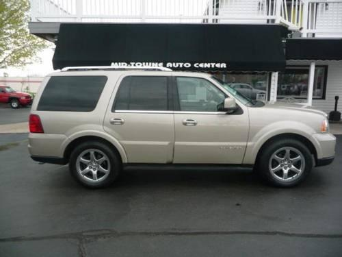 2006 lincoln navigator suv for sale in blue ball ohio classified. Black Bedroom Furniture Sets. Home Design Ideas