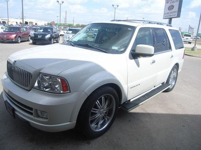 2006 lincoln navigator for sale in midland texas classified. Black Bedroom Furniture Sets. Home Design Ideas